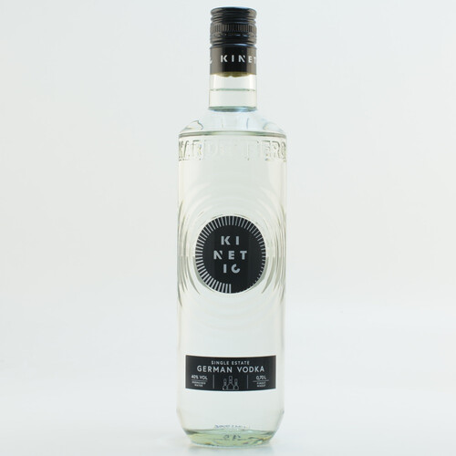 Kinetic Single Estate Vodka 40% 0,7l