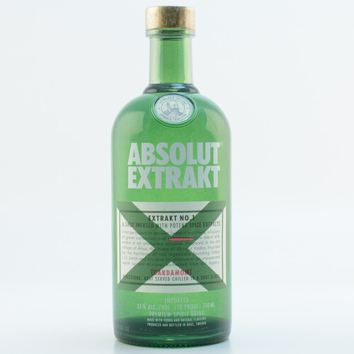 Absolut Extrakt (Vodka-Basis) 35% 0,7l