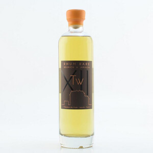 Twelve Reunion & Jamaika Rum 62% 0,5l