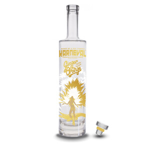 Bonez Mc & Raf Camora Limitierte Winteredition Karneval Vodka 38% 0,5l