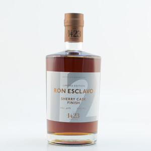 Ron Esclavo 12 Sherry Cask Finish Limited Edition 46% 0,7l