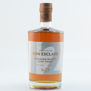Ron Esclavo 12 Stauning Whisky Cask Finish Limited Edition 46% 0,7l