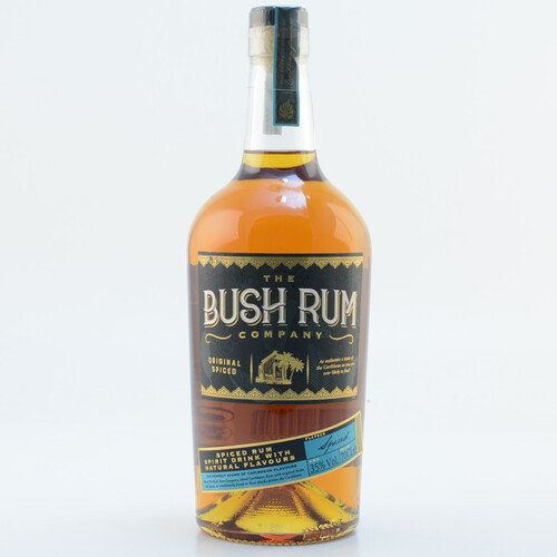 Bush Rum Original Spiced (Rum Basis) 35% 0,7l