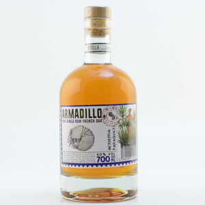 Armadillo French Oak Pure Single Rum 40% 0,7l