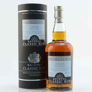 Bristol Trinidad & Tobago 2006/2019 Single Cask No. 472 59,8% 0,7l