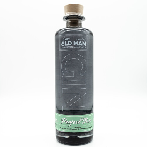 Gin Project Two by Spirits of Old Man 42% 0,5l