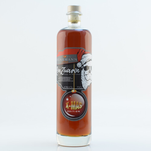 Ron Zuarin X-MAS (Rum-Basis) Limited Edition 40% 0,7l