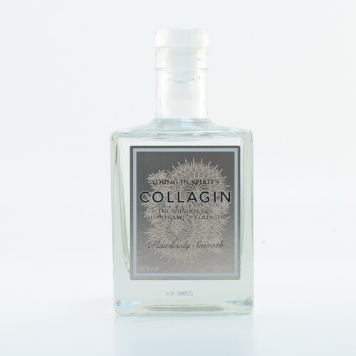 Collagin Gin 40% 0,5l