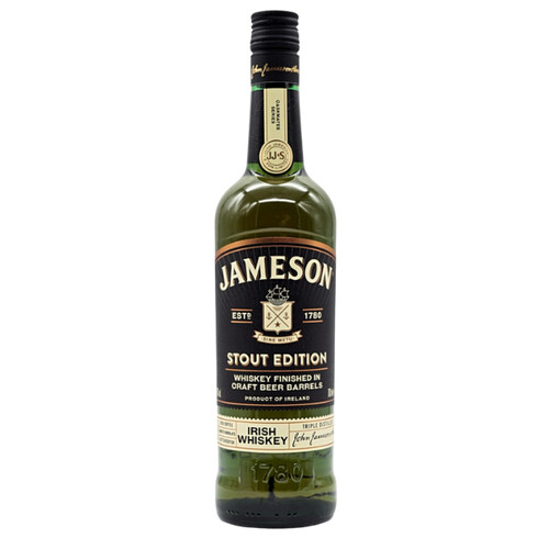 Jameson Caskmates Irish Whiskey Stout Edition 40% 0,7l