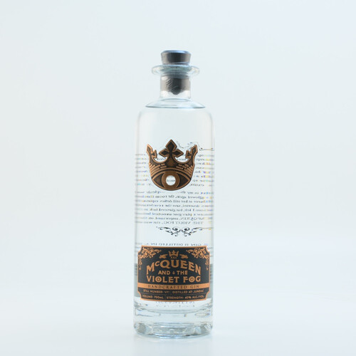 McQueen and the Violet Fog Gin 40% 0,7l