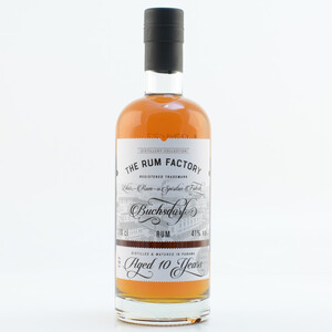 The Rum Factory Rum 10 Jahre 41% 0,7l