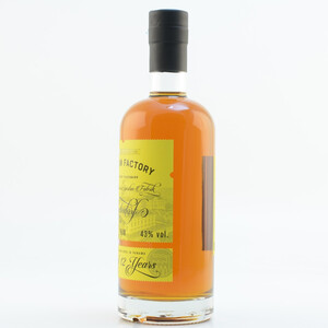 The Rum Factory Rum 12 Jahre 43% 0,7l