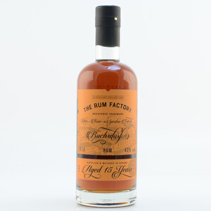 The Rum Factory Rum 15 Jahre 43% 0,7l