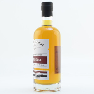 The Rum Factory Rum Double Cask Oloroso 45% 0,7l