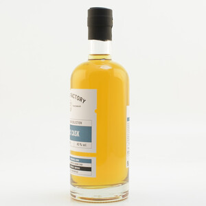 The Rum Factory Rum Double Cask Cognac 45% 0,7l