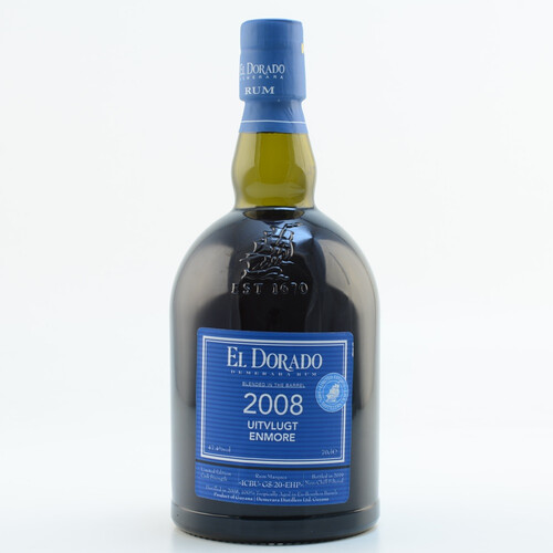 El Dorado Rum Blended in the Barrel 2008/2019 Uitvlugt Enmore Limited Edition 47,4% 0,7l