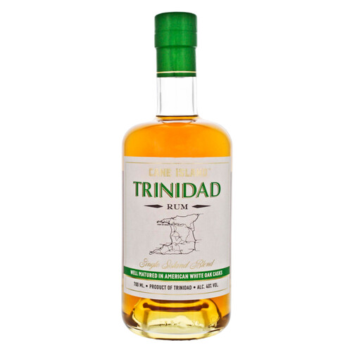 Cane Island Trinidad Single Island Blend Rum 40% 0,7l