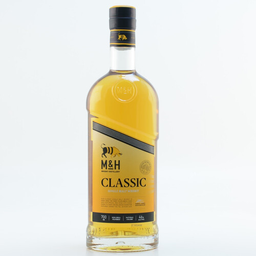 Milk & Honey Classic Single Malt Whisky 46% 0,7l
