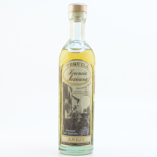 Herencia Mexicana Tequila Artesanal Anejo 40% 0,7l