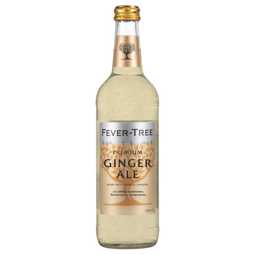Fever Tree Ginger Ale 0,5l (kein Alkohol)