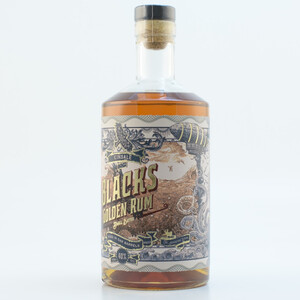 Blacks Golden Rum 40% 0,7l