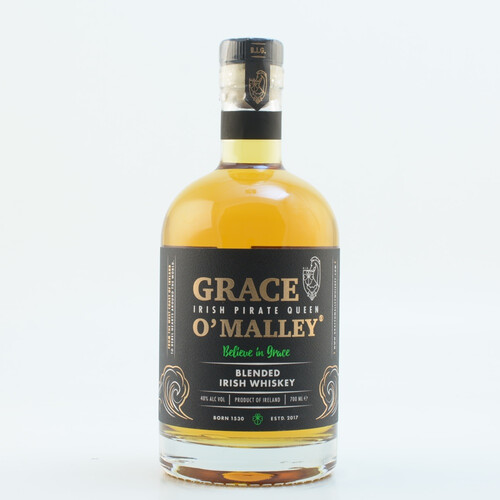 Grace O'Malley Blended Irish Whiskey 40% 0,7l