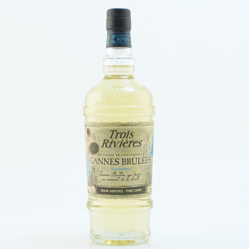 Trois Rivieres Cannes Brulees Rhum Agricole 43% 0,7l