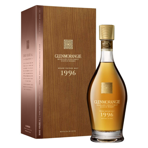 Glenmorangie Grand Vintage 1996 Highland Whisky 43% 0,7l