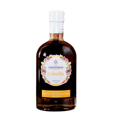 Labourdonnais Amelia Ruby Port Cask (Rum-Basis) 40% 0,7l