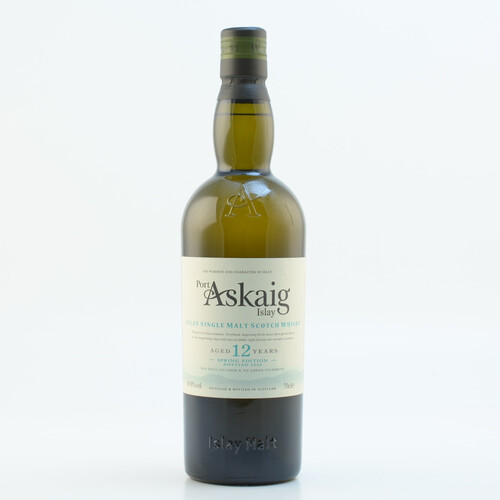 Port Askaig Spring Edition 2007/2020 Islay Single Malt Whisky 45,8% 0,7l