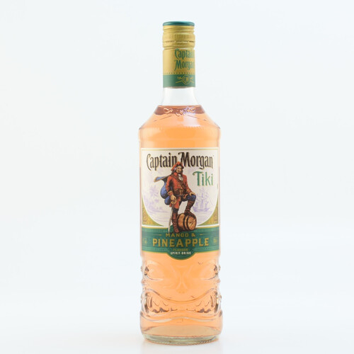 Captain Morgan Tiki Mango & Pineapple 25% 0,7l
