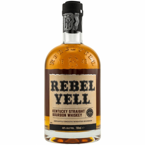 Rebel Yell Kentucky Straight Bourbon Whiskey 40% 0,7l