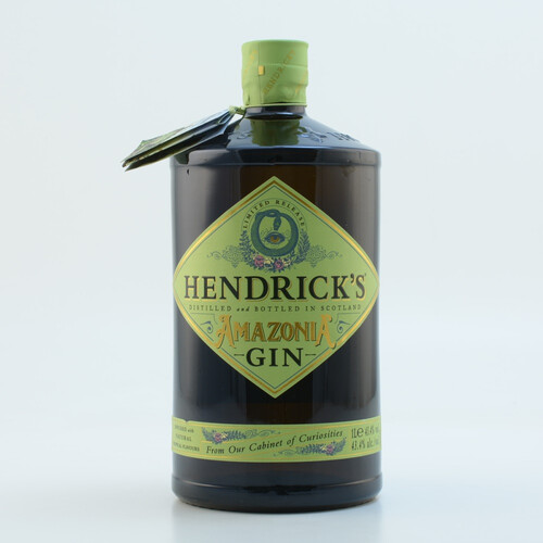 Hendricks Amazonia Limited Release Gin 43,40% 1,0l