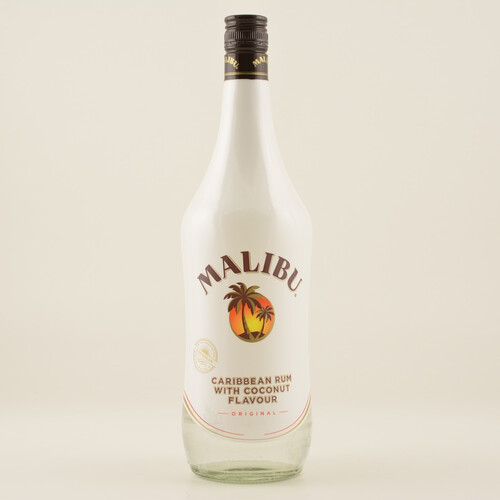 Malibu Original Likör Coconut (Rum Basis) 21% 1,0l