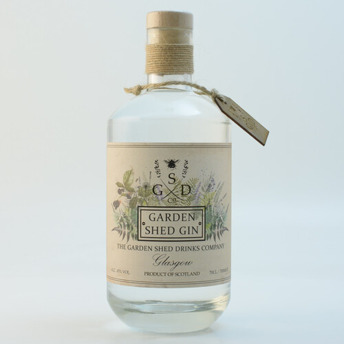 Garden Shed Gin 45% 0,7l