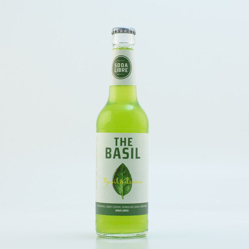 Soda Libre The Basil (kein Alkohol) 0,33l