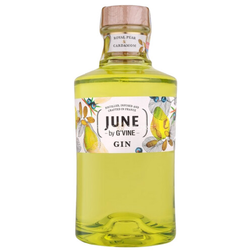 June by G Vine Gin Liqueur Pear & Cardamon 30% 0,7l