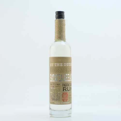 By The Dutch White Batavia Arrak Rum 48% 0,7l
