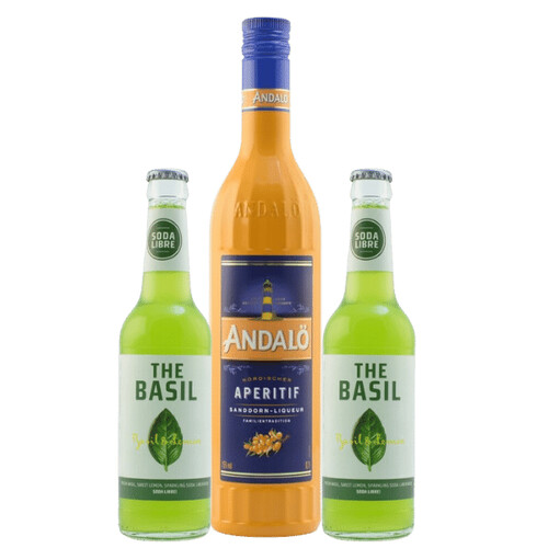 Andalö & Soda Libre Set