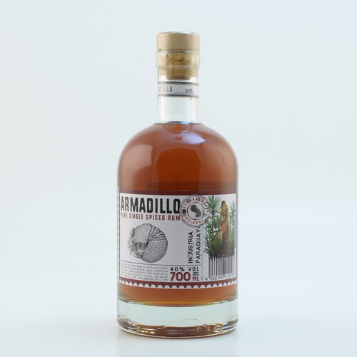 Armadillo Pure Single Spiced Rum (Rum-Basis) 40% 0,7l