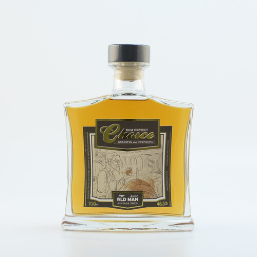 """Rum Project CHOICE"" Vintage 2021 by Spirits of Old Man 46,5% 0,7l"