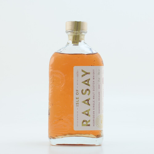 Isle of Raasay Single Malt Whisky - Inaugural Release 2020 52% 0,7l