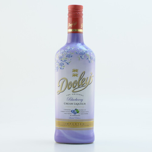 Dooleys Blueberry Cream Liqueur 15% 0,7l