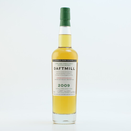 Daftmill Whisky Summer Release Batch 2009/2020 46% 0,7l