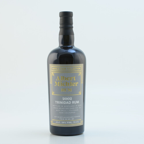 Michler´s Trinidad 2002/2020 Single Cask Collection Rum 48% 0,7l