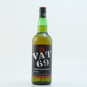 VAT 69 Blended Scotch Whisky 40% 1,0l