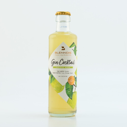 Blenndis Pacific Muse Gin Cocktail 10,5% 0,25l