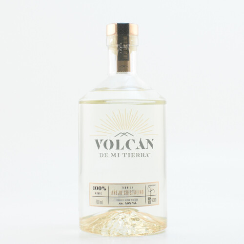 Volcan Cristalino Tequila 40% 0,7l