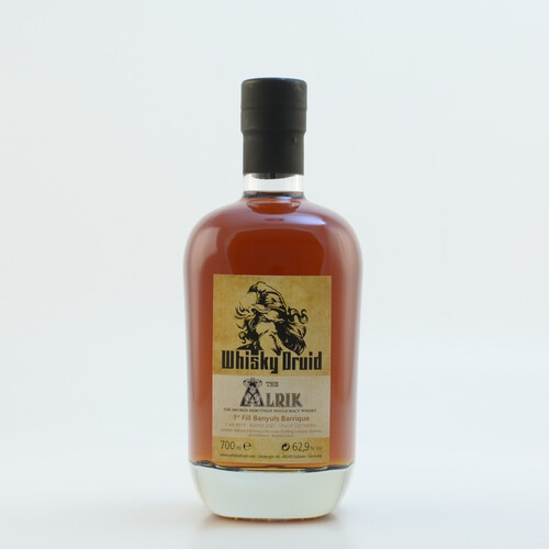 Hercinian The Alrik Druid Whisky 62,9% 0,7l