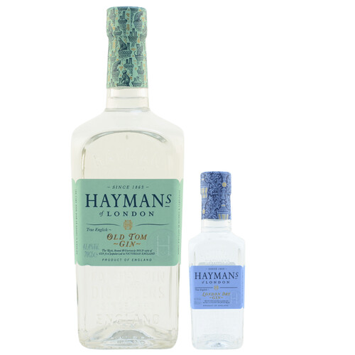 Haymans Old Tom Gin Set